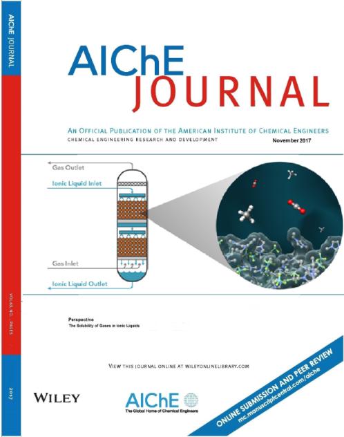 AIChE Cover